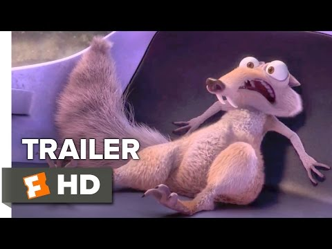 Ice Age: Collision Course Official Trailer...