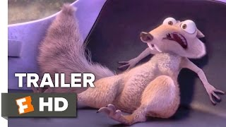 Ice Age: Collision Course Official Trailer #1 (2016) - Ray Romano, John Leguizamo Animation HD