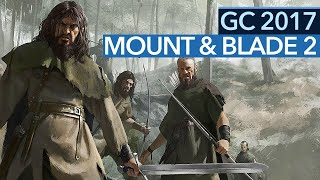 Mount & Blade 2: Bannerlord - Sergeant-Demo: Singleplayer-Gameplay mit KI-Massenschlachten
