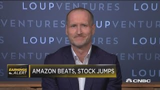 Loup Ventures Founder Gene Munster breaks down Amazon's earnings