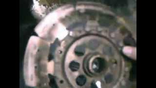 Реставрируем диск сцепления (часть 1 )(Разбил на серии потому что слишком большой ролик. Смотрим продолжение !, 2013-03-09T14:46:23.000Z)