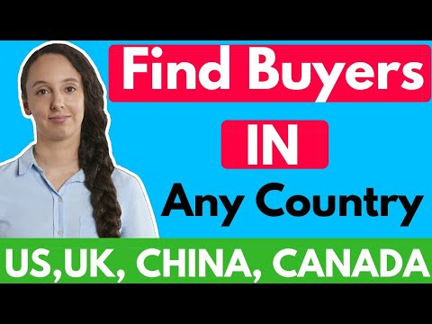 Find Buyers For Export: In 2020 (Step-By-Step)