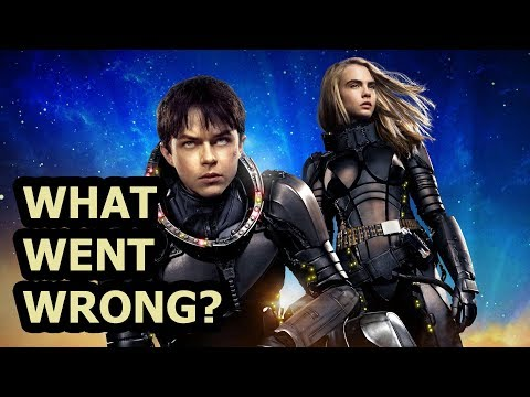 A Postmortem of Valerian - Why Did It Flop? - Duur: 9:06.