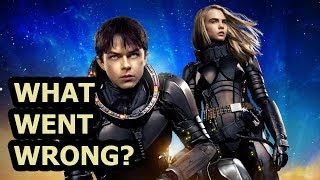 A Postmortem of Valerian - Why Did It Flop?