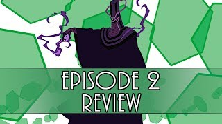 The Reflection Episode 2 Anime Review ザ・リフレクション - EHHH