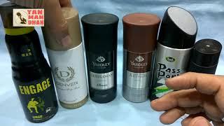 Best Light Fragrance Deo for Indian men YARDLEY LONDON ENGAGE URGE