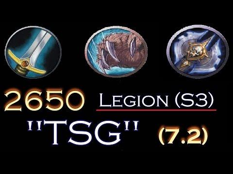 "R1 Warr PoV: 2650 ""TSG"" | 7.2 Legion (S3)"