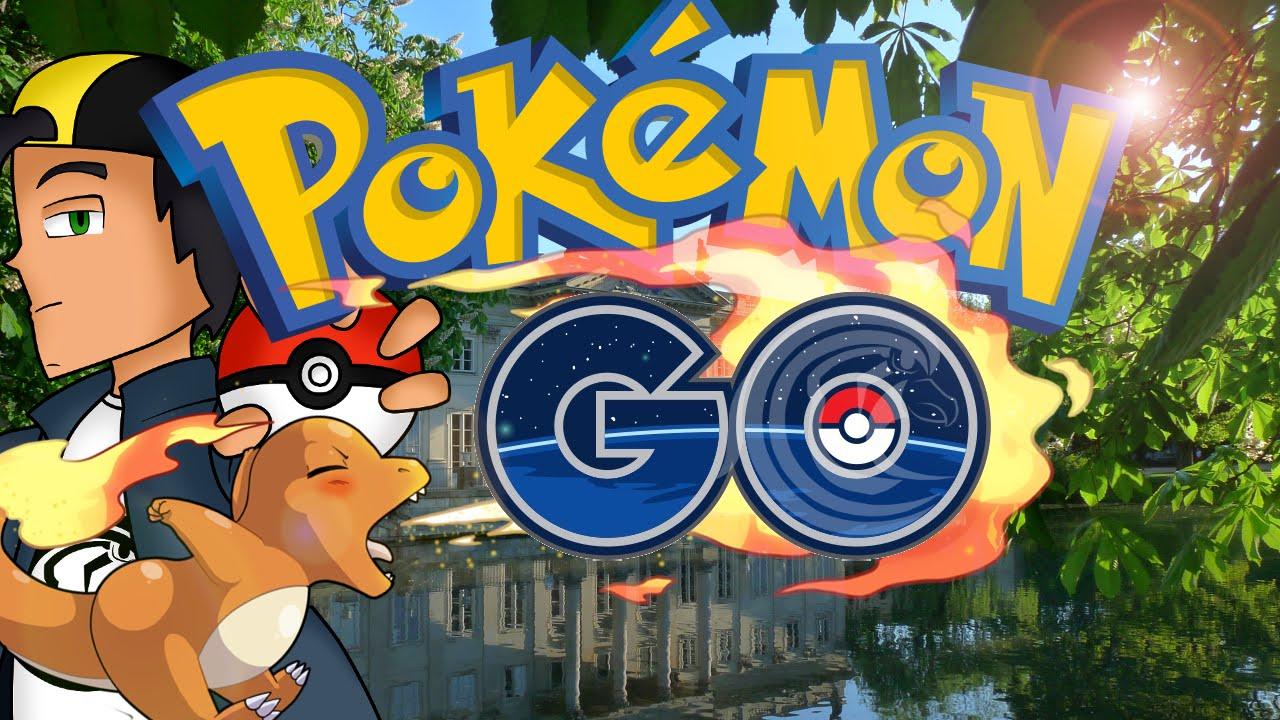 Pokemon Go Gryplim Offensive 01 Pierwsze Starcie Z Grą łazienki Królewskie
