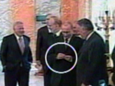 Did Putin steal a Super Bowl ring?