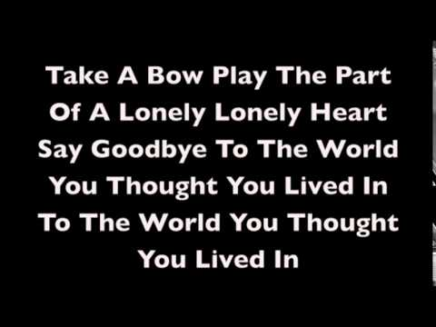 Karaoke - Mika - Any other world