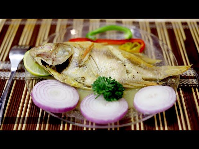 Poisson gros sel - original haitian recipe of poisson gros sel - Casserole du monde by Gaspard D.