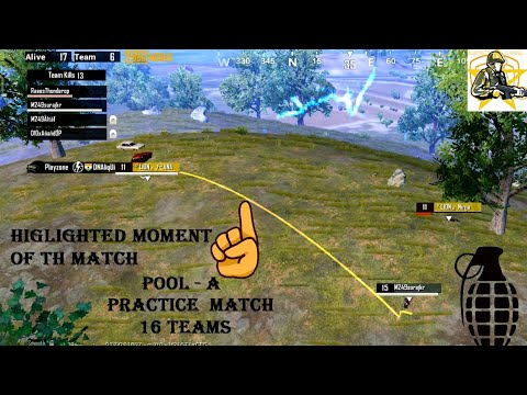 """"""" The wait is over😇"""" , Practice Match POOL- A , LEAGUE 2.0 #warfront#pubg 16 teams in Pool#winner👇🔥😳 1"""
