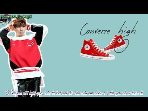 [FMV] [Vietsub] [ HopeGaVN] Converse High - BTS