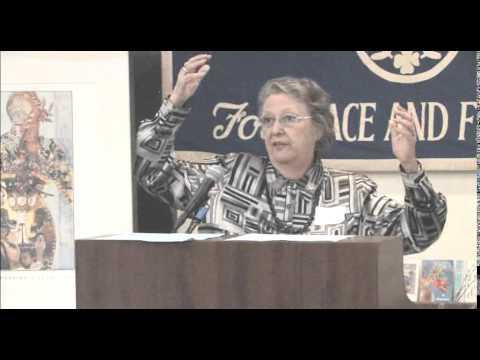 WILPF Luncheon 2015   Jackie Goldberg