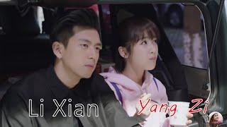 Go Go Squid Actress - Yang Zi And Li Xian - 李现 & 杨紫