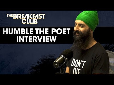 Humble The Poet Talks Purpose, Leaning Into Fear & Building The Life You Want