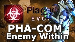 Plague Inc: Custom Scenarios - PHA-COM: Enemy Within
