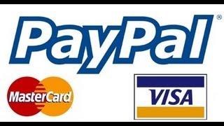 Вывод денег с Paypal?