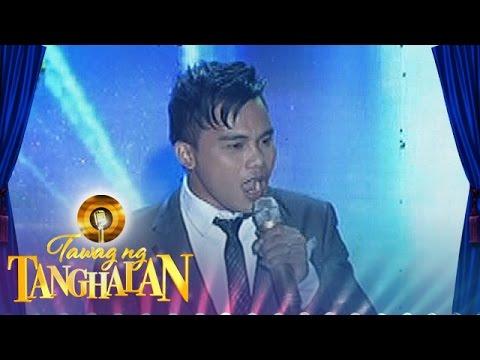 Tawag ng Tanghalan: Noven Belleza | Kahit Ako'y Lupa (Semifinals Final Round)