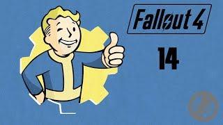 Fallout 4 Прохождение Без Комментариев На 100 Часть 14 - Зависимость Человеческий фактор
