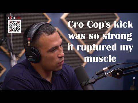 Werdum tells gym war stories against Cro Cop while Wanderlei considers smoking weed
