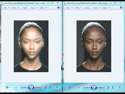 how to clean face in adobe photoshop lightroom (50 seconds)