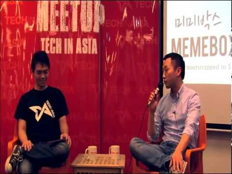 Tech in Asia Singapore Meetup: How Memebox Bootstrapped to Become a $1 Million Company (VIDEO)