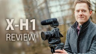 Fujifilm X-H1 review for filmmakers