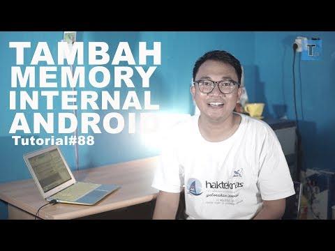 Cara Tambah Memory Internal Android  (Mount Script Error Solved) - Tutorial.id