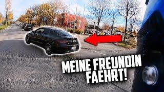 MEINE FREUNDIN FÄHRT MEINEN AMG!