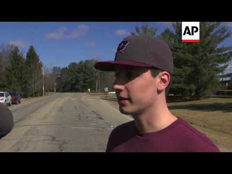 Central Mich. Student 'Taken Aback' By Shooting