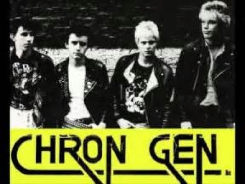 """BRITISH PUNK: Chron Gen on The Corpsepaint Show. """"Why Wouldn't We Radio"""" team of personalities"""