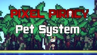 Pixel Piracy Pet Patch Preview
