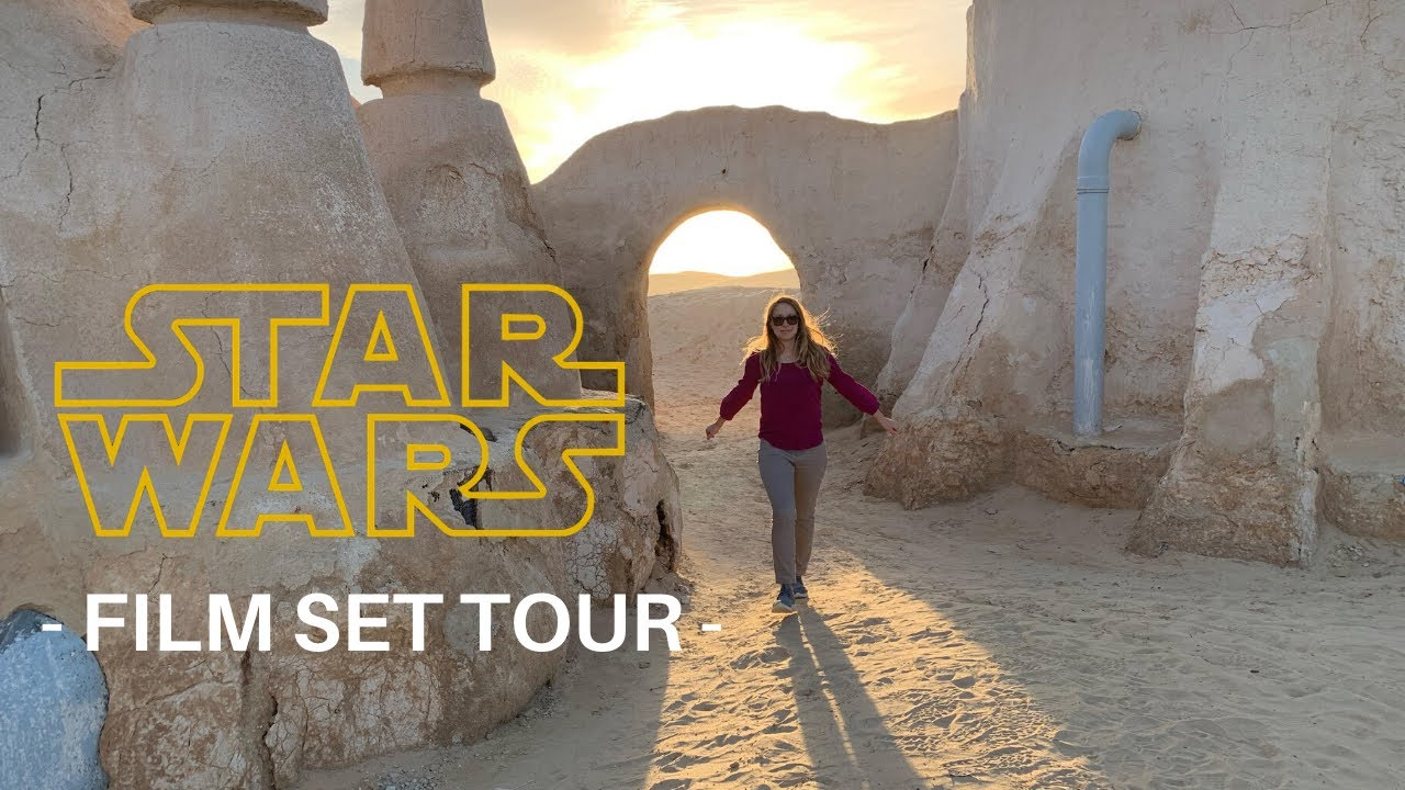 Star Wars Original Film Set In Tunisia Starwars 2019 Youtube