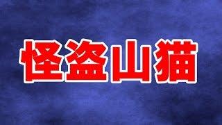 亀梨和也が怪盗「山猫」としてテレビに登場。人気小説「怪盗探偵 山猫」...