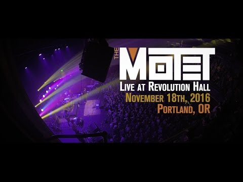 The Motet - Portland Revolution Hall Recap (11/18/16)