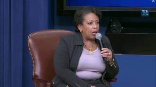 White House Convening on Criminal Justice Reform