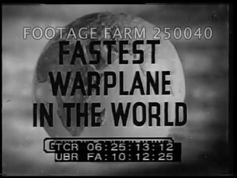 WWII Newsreel - 250040-04 | Footage Farm Ltd