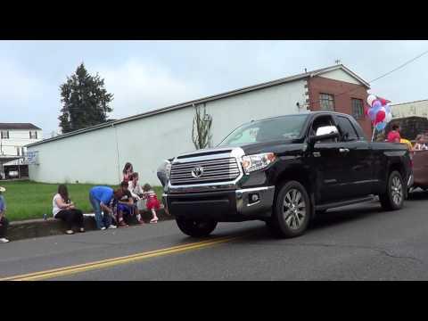 Hamlin Fourth of July Parade 2015