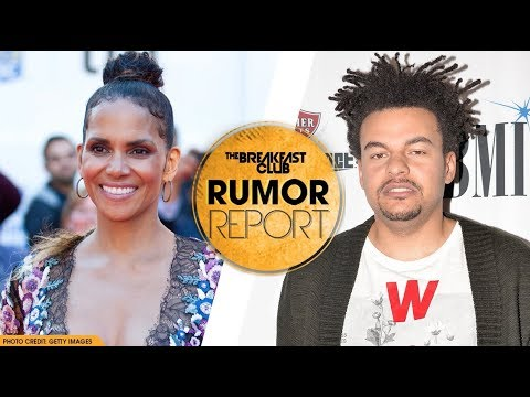 Halle Berry Has a New Man