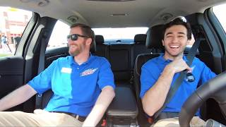 DEW Time Off: Chase Elliott and Dale Earnhardt Jr.