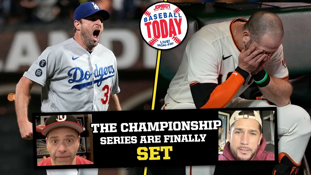 Dodgers advance to NLCS and there was a questionable ending | Baseball Today