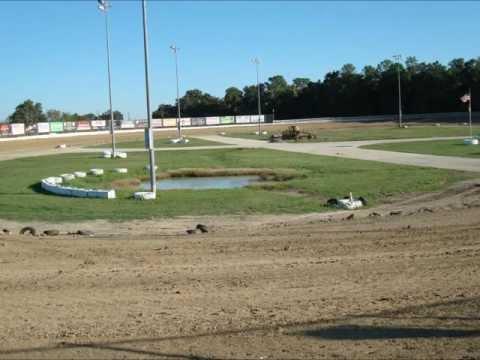 "Ocala Speedway Florida  ""Bubba Raceway Park"""