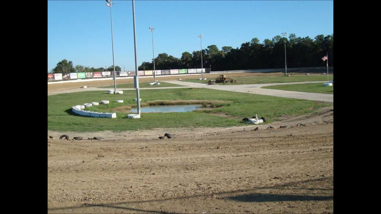 Bubba Raceway Park >> Ocala Speedway Florida Bubba Raceway Park Youtube