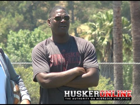 HOL HD: Keyshawn Johnson Sr talking Nebraska