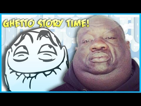 Ghetto Story Time With Jerome Jones (Hilarious Stories)