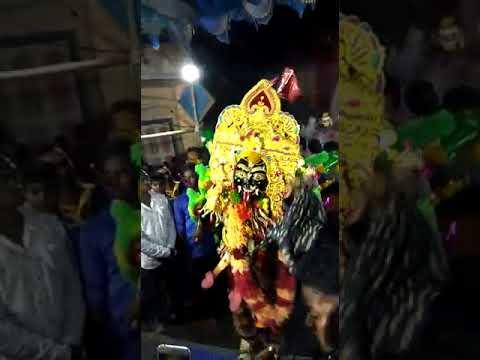Maa Thakurani Jatra At Chatrapur Kali Bhesha