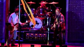 Neil Young & Crazy Horse - Born In Ontario 11-27-12 Madison Sq.Garden, NYC