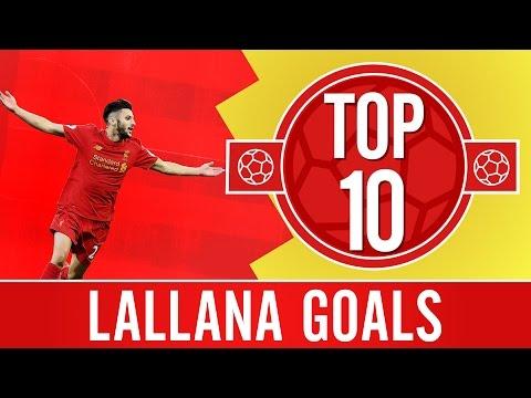 TOP 10: Adam Lallana's best Premier League goals Mp3