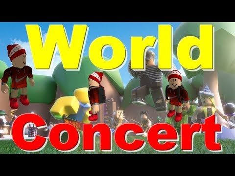 One World: Together At Home Concert | ROBLOX